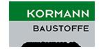 Logo-Kormann Baustoffe